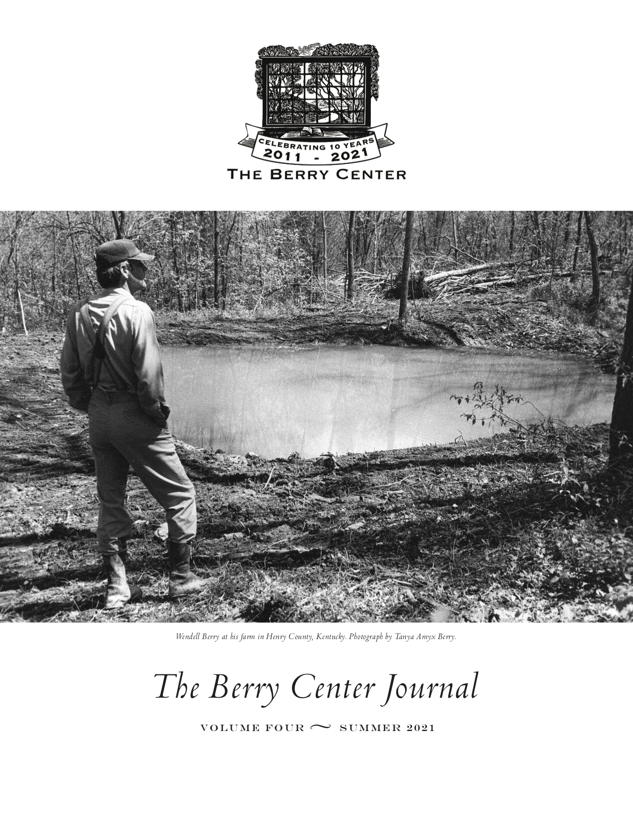 Cover of The Berry Center Journal - Volume Four - Spring 2021