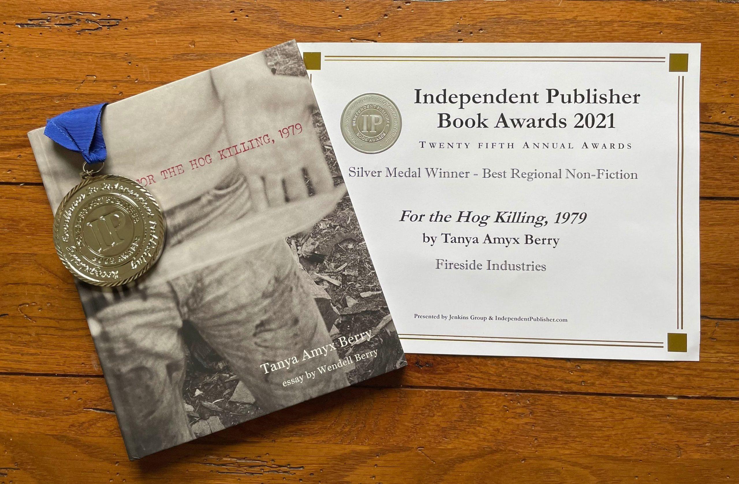 The Hog Killing Award